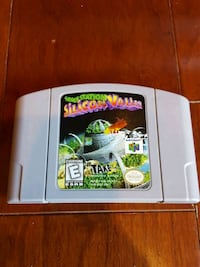 Nintendo 64 Space Station Silicon Valley  N64