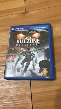 killzone mercenary ps vita game San Antonio, 78222