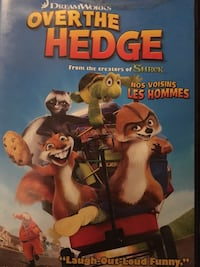 Over the Hedge DVD Ajax, L1S