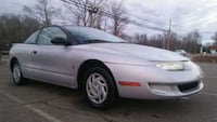 1999 Saturn SC..Runs Excellent..5 Speed Stick Brandywine, 20613