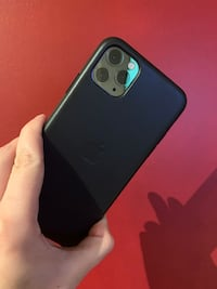 Apple Black Leather Case for iPhone 11 Pro Max - BRAND NEW Toronto, M3J 0G8