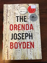 The Orenda - novel Oshawa, L1K 1W6