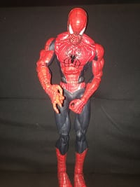 Spiderman 2003 action figure
