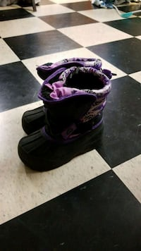 Girl Toddler Boots size 10 15 km