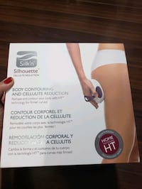 Silk'n Silhouette Body Contouring and Cellulite Reduction Burnaby, V5E