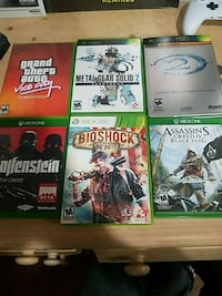 Xbox and Xbox one games  Setauket- East Setauket, 11733