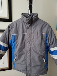 TAG RIDER WINTER JACKET SIZE 7-8 Blainville
