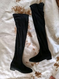 Asos over the knee boots, size 10
