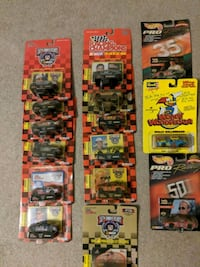 15 Nascar Diecasts in boxes Morristown, 37814