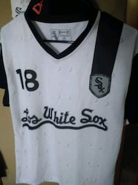 White Sox soccer jersey