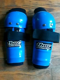 Thor motocross knee guards Homer Glen, 60491