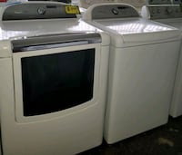 Whirlpool top load washer and dryer set  Baltimore, 21223