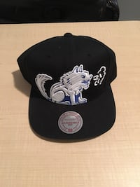 black and white New York Yankees fitted cap Toronto, M9V 4S4