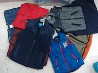 Vests for Toddler Boys 549 km