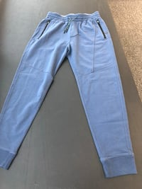 MEN Navy Blue Joggers from Abercombie Vancouver, V6A