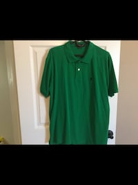 Men's Polo size Large  Milton