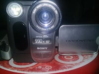 Sony video camera (  [TL_HIDDEN]  )