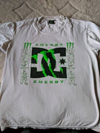 Monster energy shirt Cambridge, N1S