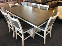 New Asheville Counter Height Table & Chairs Virginia Beach, 23462