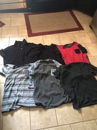 Men's xl shirts. Selling together Asbury, 64832