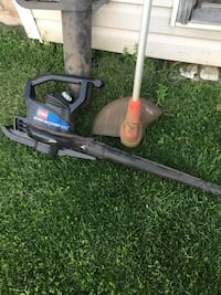 Blower and Black and Decker weed cutter Make me a offer Taneytown, 21787