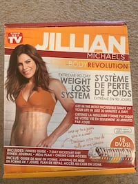 Jillian Michaels Body Revolution  Edmonton, T6X 0X8