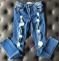 Size 0 / GIRLS jeans from GARAGE Mont-Royal, H3P