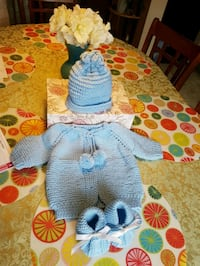 Hand made baby's knitting clothes  Barrie, L4N 8P7