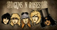 Guns N Roses Tallinn 16/07 Madrid, 28004