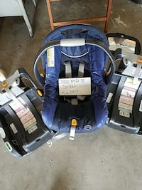 baby's black and blue carriers and booster seats Hopkinsville, 42240
