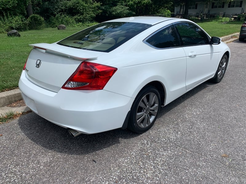 Only 100k miles even, MD state inspected 2011 Honda Accord Coupe EXL fully loaded $8500 obo  94d73a53-366d-4c82-a8a6-f490ab65ceef