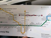 TTC Toronto subway map Toronto, M8Z 2E2