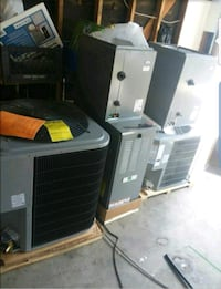 Central Heating and AC equipment