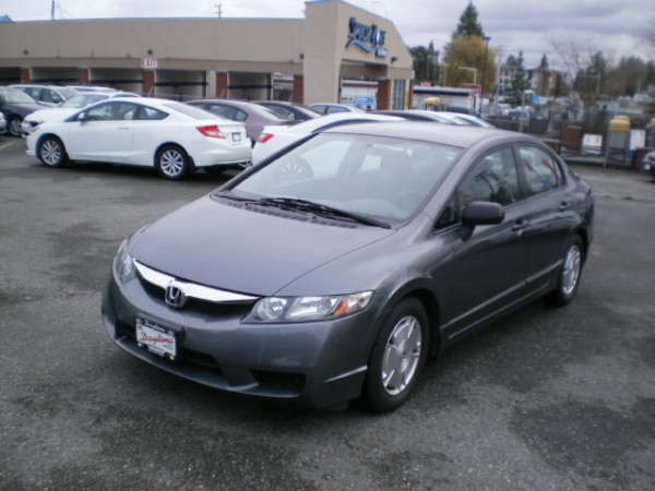 Used 2010 Honda Civic DX G Sedan, Automatic, For Sale In Surrey