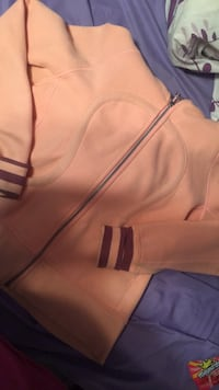 Light pink Lulu lemon scuba sweater size 12 Winnipeg, R2W 1E5