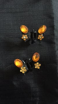 Butterfly Clips Set of 2 Toronto, M2R 3A8