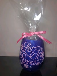 christmas Jar filled with lindor  Brampton