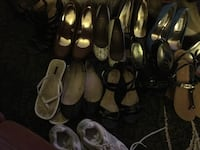 women's assorted pairs of shoes San Diego, 92139