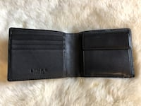 Links London Black Leather Wallet - Mint Condition - GENUINE Richmond, V6V 1W8