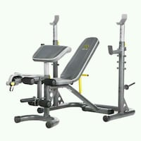 Golds Gym Weight Bench $60 obo Deerfield, 49238