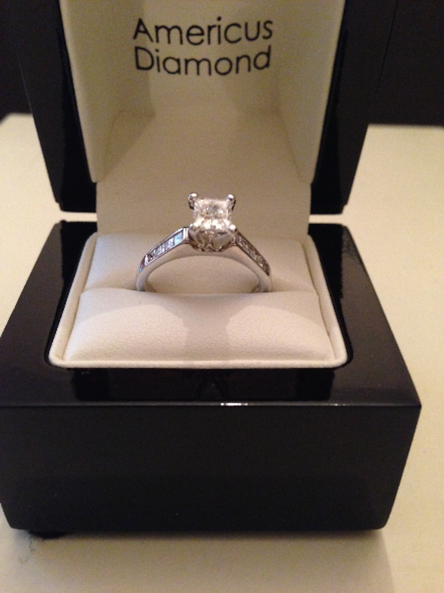enement rings january the bridal with jewelry awesome diamond our guarantee walmart cut quality of americus ty best engagement