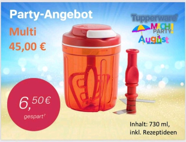 Tupperware neu