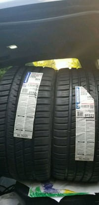 2 NEW 245/35/19 Michelin tires Ashburn, 20147