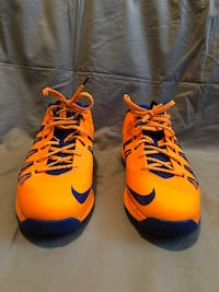 """Air Max Lebron 10 Low """"Knicks"""" Size 12 Nolensville, 37135"""