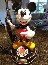 Mickey Mouse Telephone Mississauga, L5G 3K4