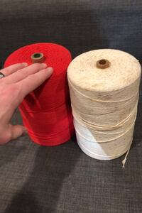 2 Large Spools of atring Morrisville, 19067