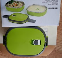 Moving Sale! TWO LAYER VACUUM LUNCH BOX
