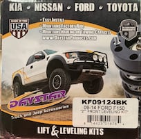 Ford - F-150 front levelling kit 2009-2014