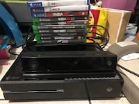 Xbox one 500 gb With Kinect Toronto, M8V 3J6