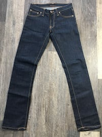 Nudie Super Slim Kim Sz 27. Excellent Condition. Made in Italy. Worth $150. Selling for only $49 Surrey, V3W 8P5